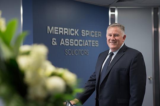 Merrick Spicer